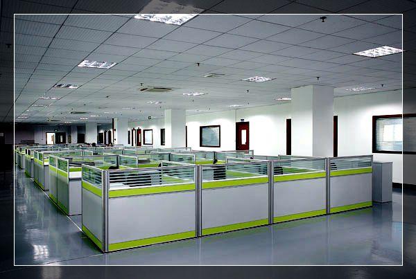 锂辉公司办公室风景