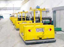 自动导引车(AGV)行业锂电池占的比例仅为9%