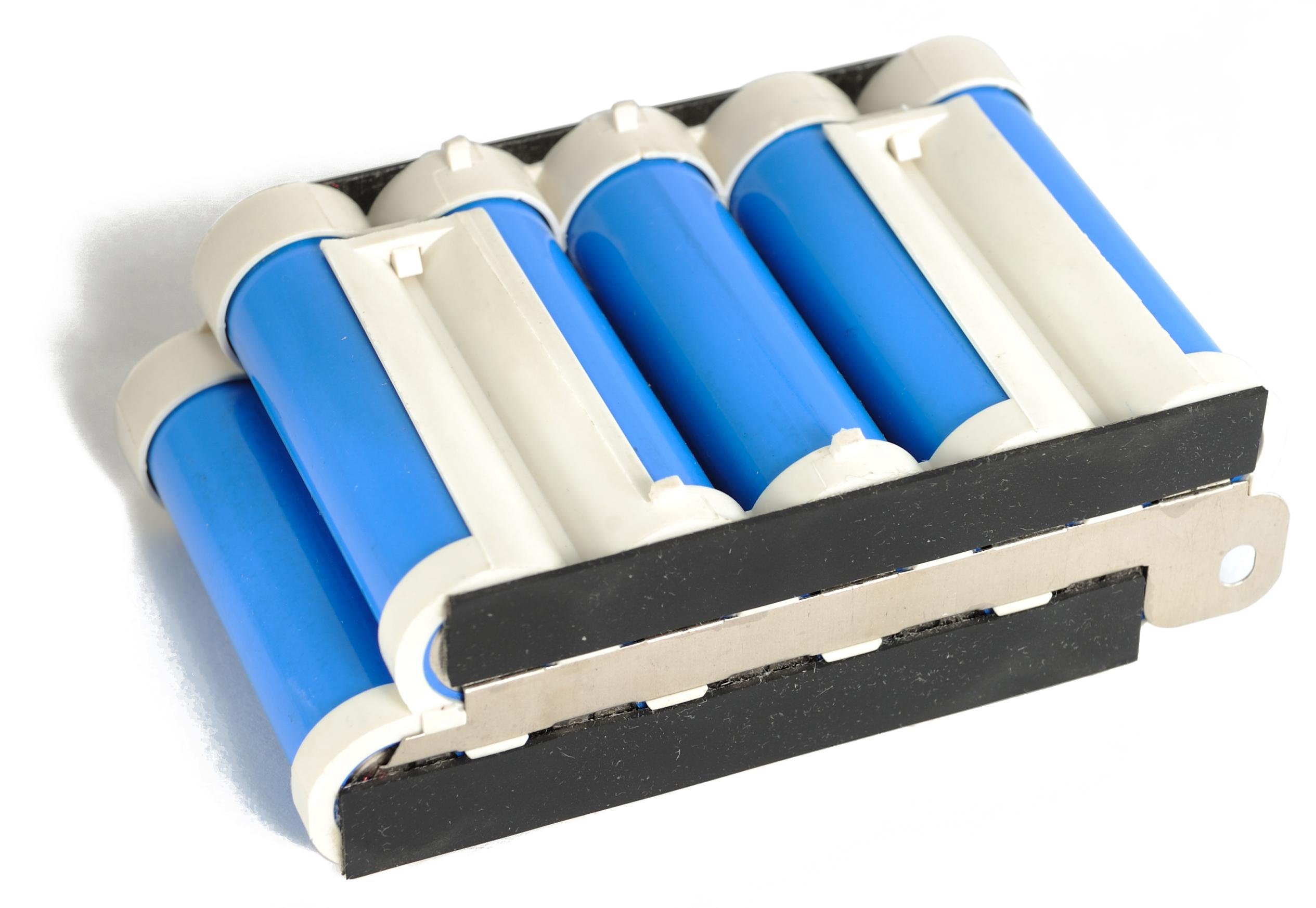 新能源汽车动力电池 锂电