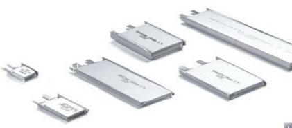 锂辉电池公司的聚合物锂电池产品