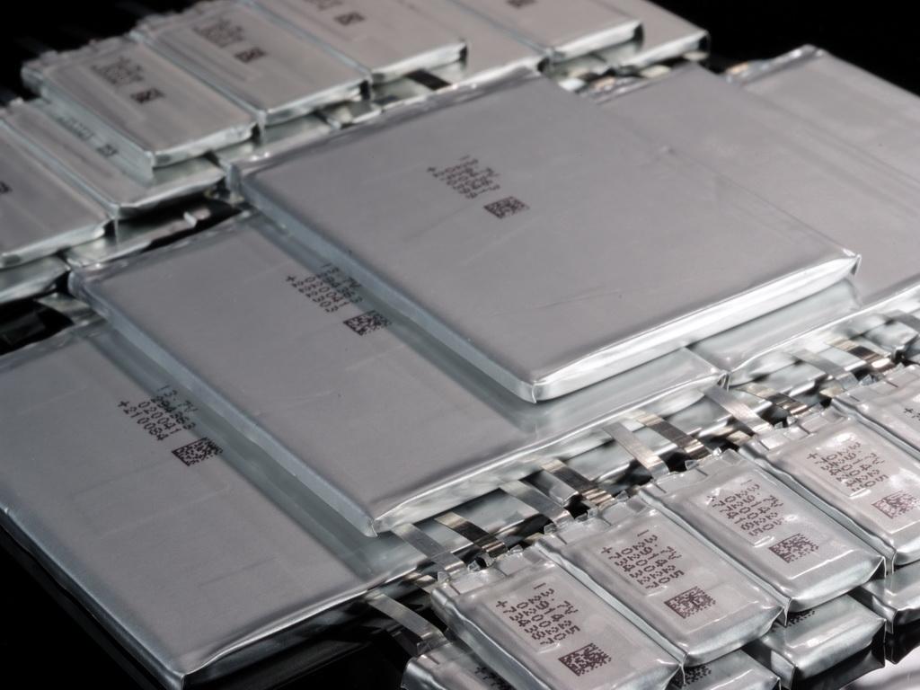 聚合物锂电池产品系列