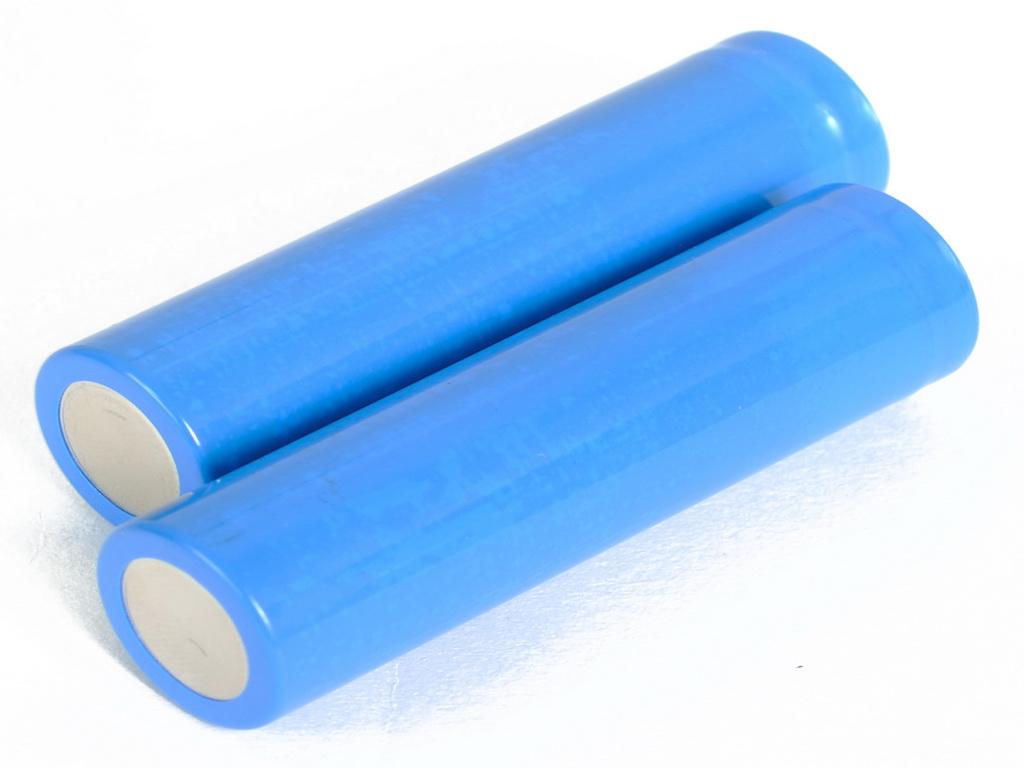 标准型号圆柱型锂电池产品系列
