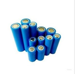 非标准型号圆柱型锂电池产品系列