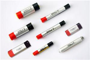 电子烟软包锂电池产品系列